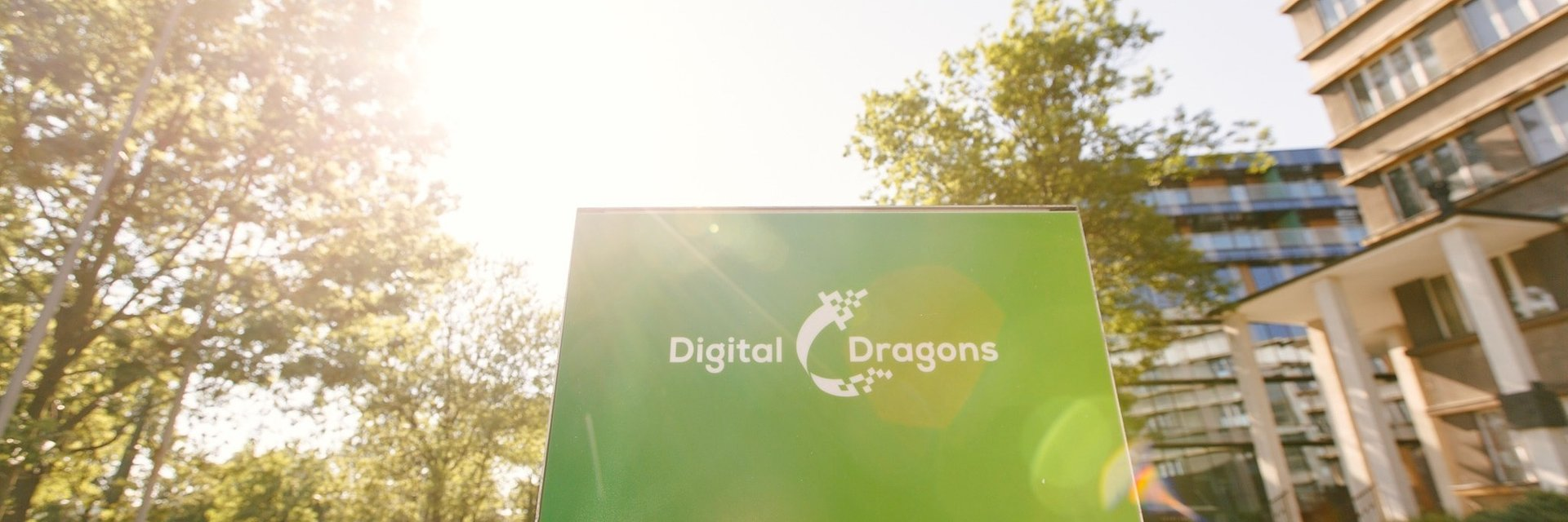 Digital Dragons only a week away!