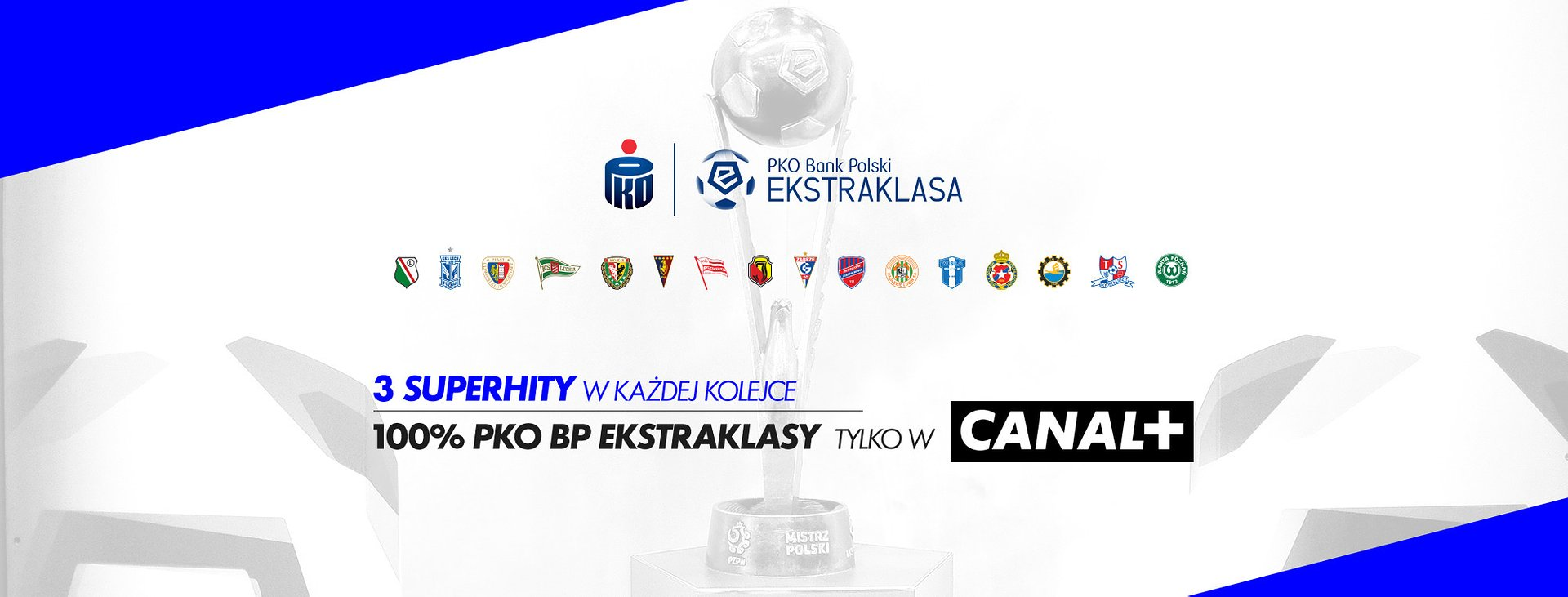 3. kolejka PKO BP Ekstraklasy w CANAL+