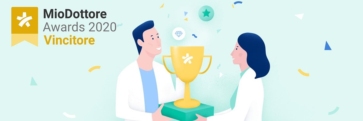 MioDottore Awards 2020: ecco i 29 medici più apprezzati da colleghi professionisti e pazienti