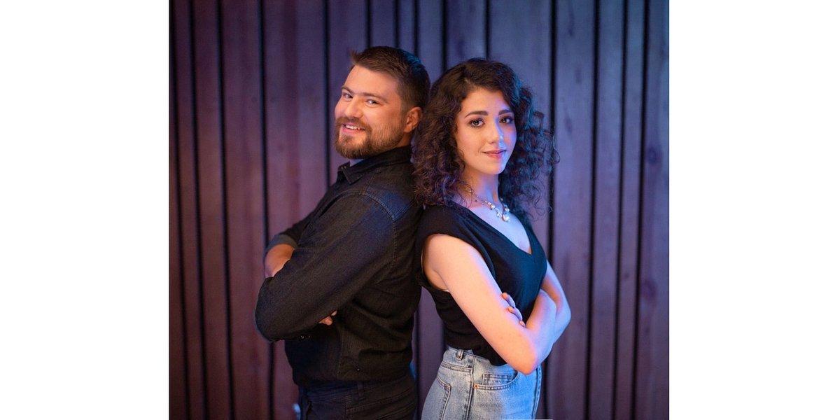 Natalia Zastępa i Marcin Sójka śpiewają piosenkę do filmu w gwiazdorskiej obsadzie