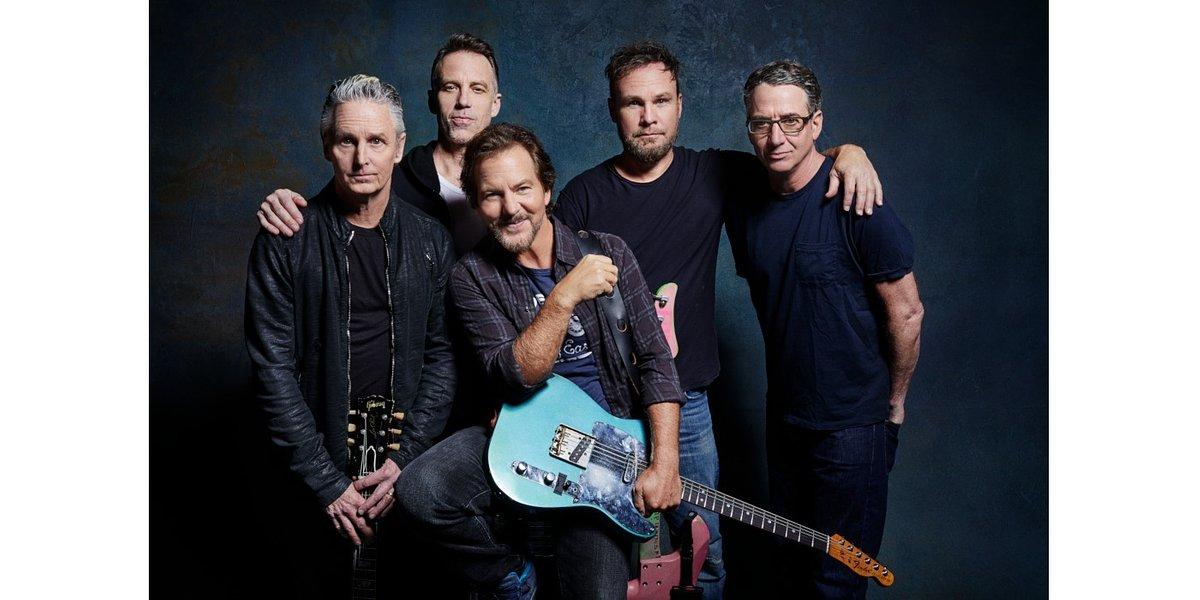 Pearl Jam zachęca do głosowania