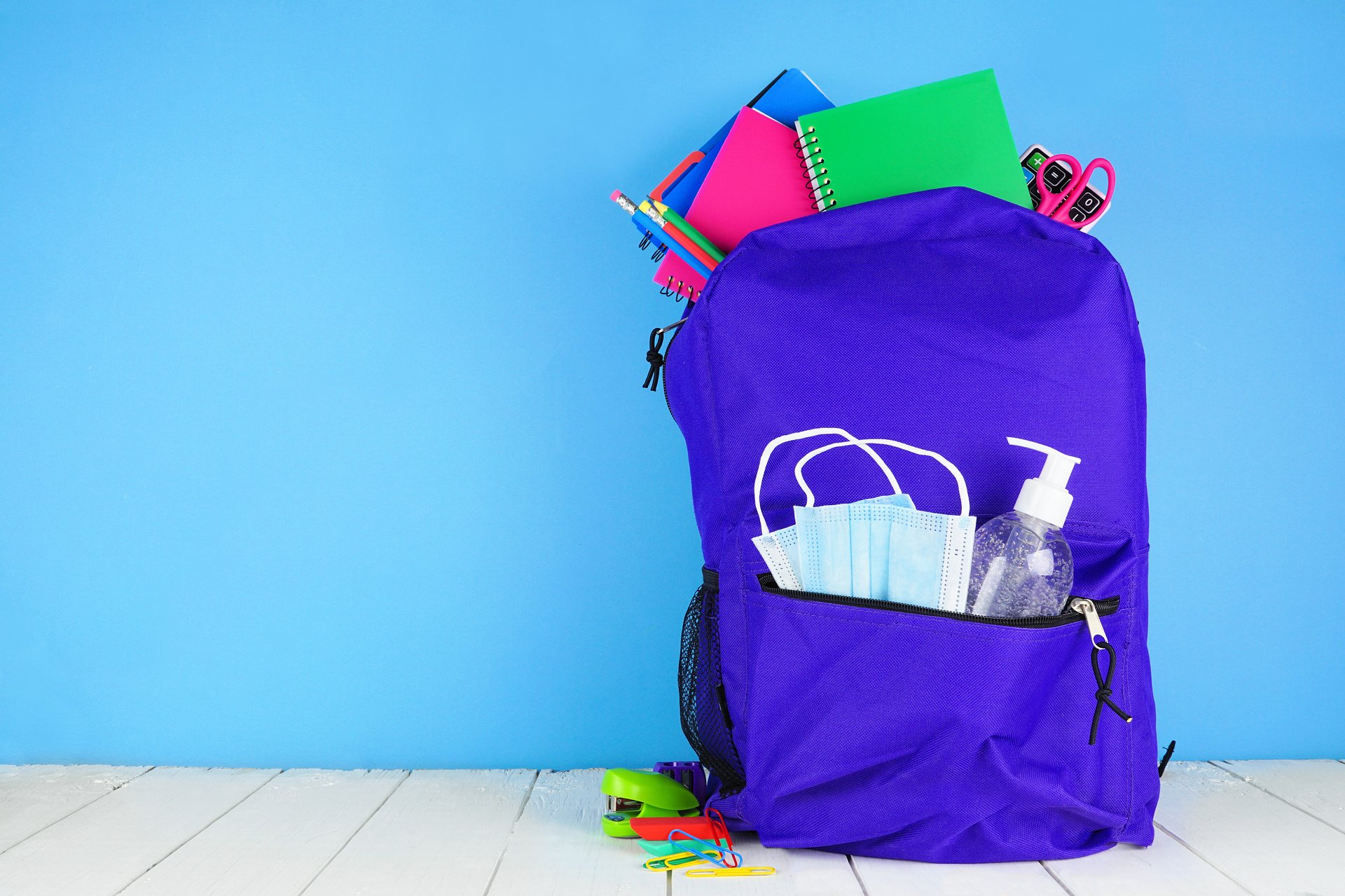 Dlaczego nie ma obowiązku noszenia masek w szkołach? GIS wyjaśnia