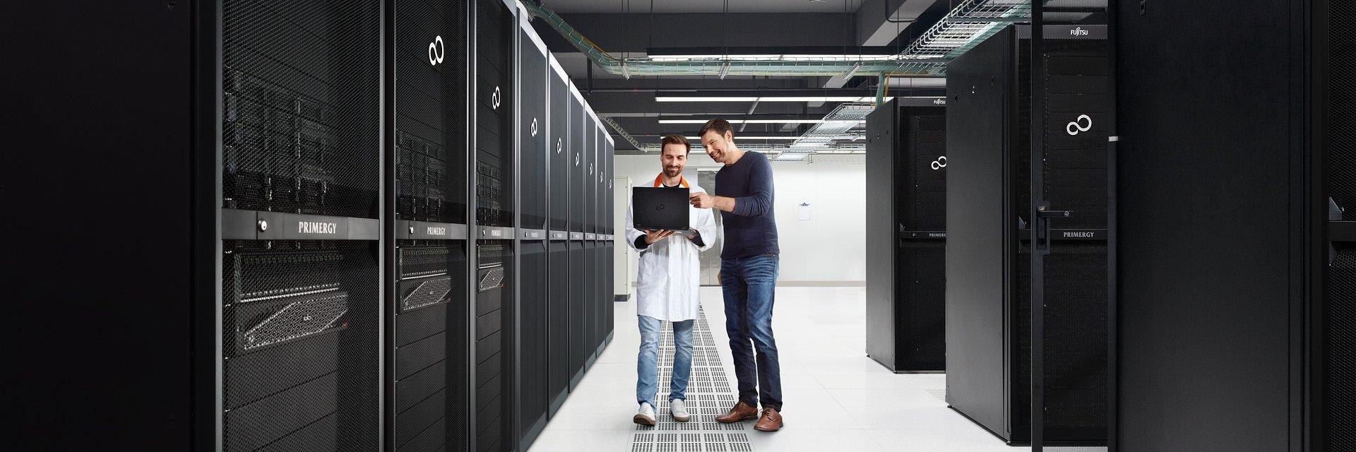 Jak opanować petabajty danych? Fujitsu wprowadza innowacyjne rozwiązanie do zarządzania zasobami