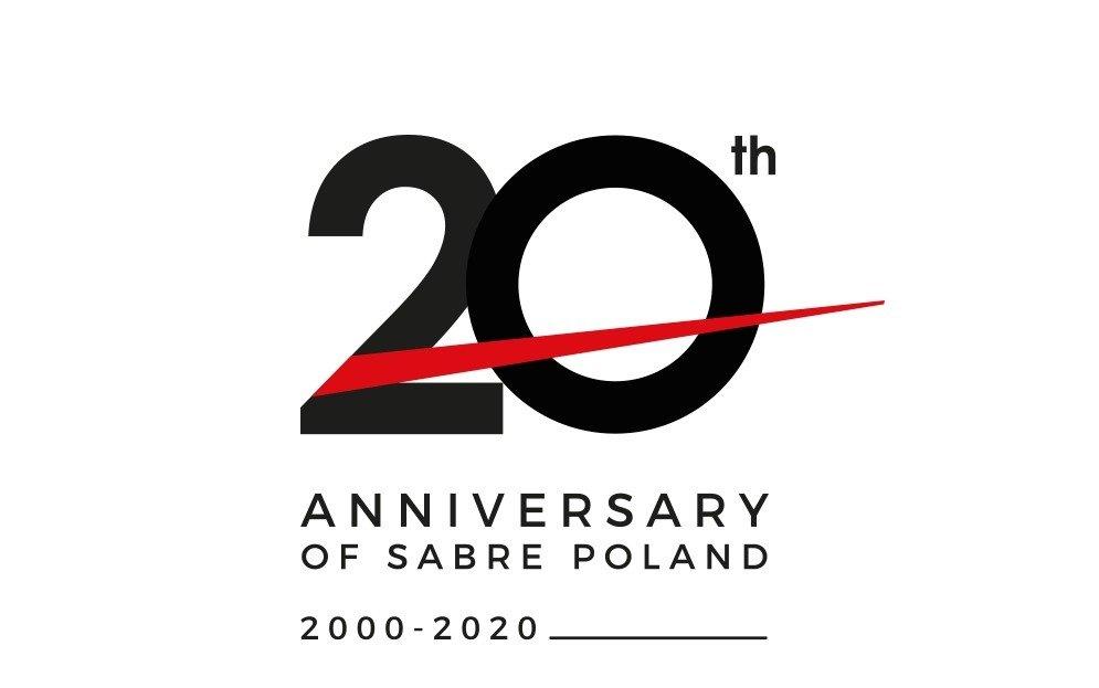 20 lat rozwoju. Sabre Polska obchodzi okrągły jubileusz