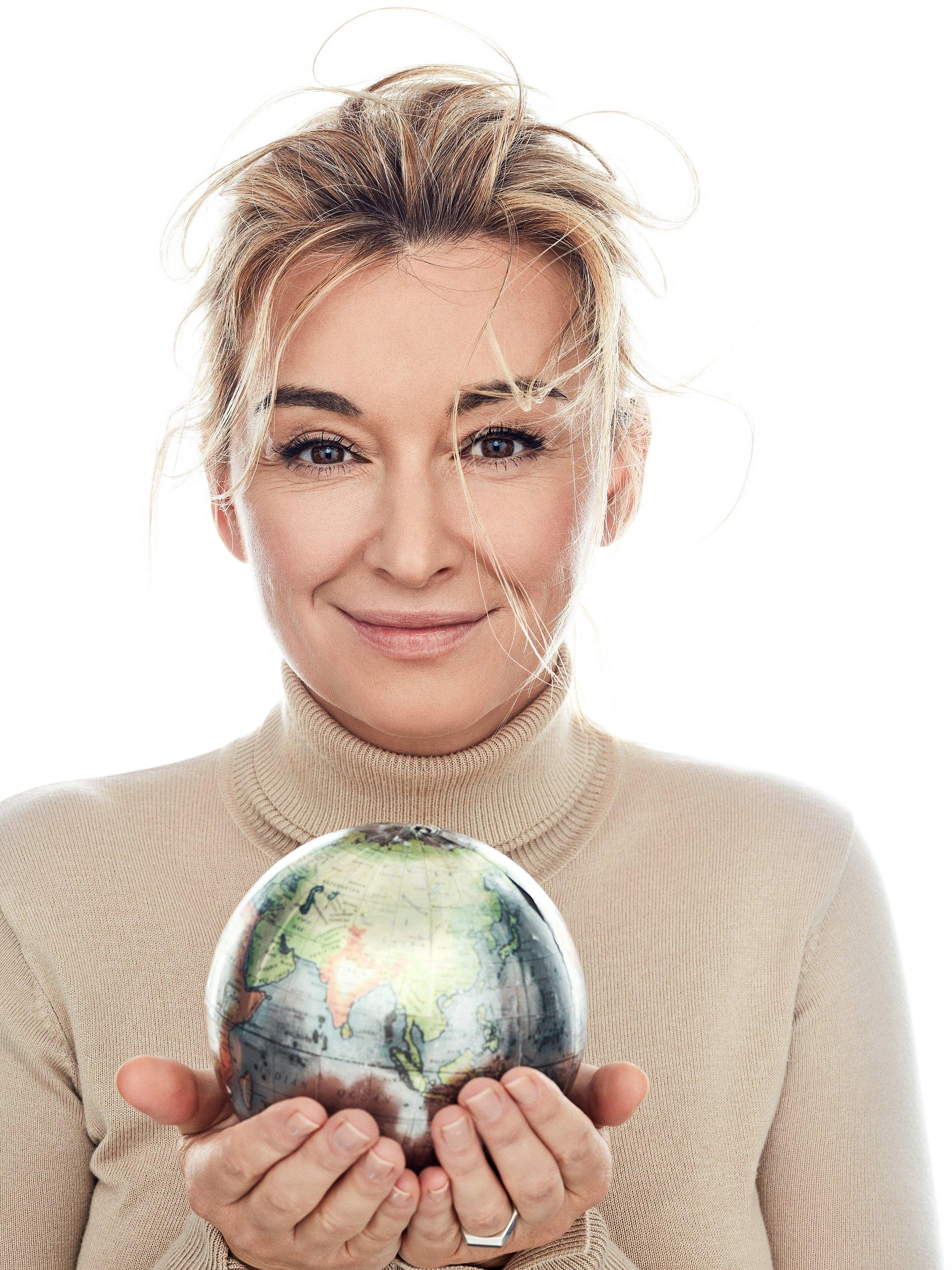 """Martyna Wojciechowska w programie """"Discovery dla Ziemi"""" w TVN Style!"""