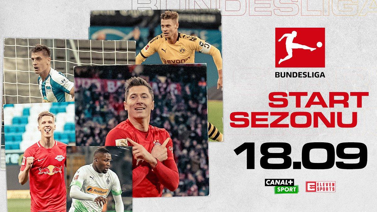 Rusza nowy sezon Bundesligi, Bayern broni tytułu