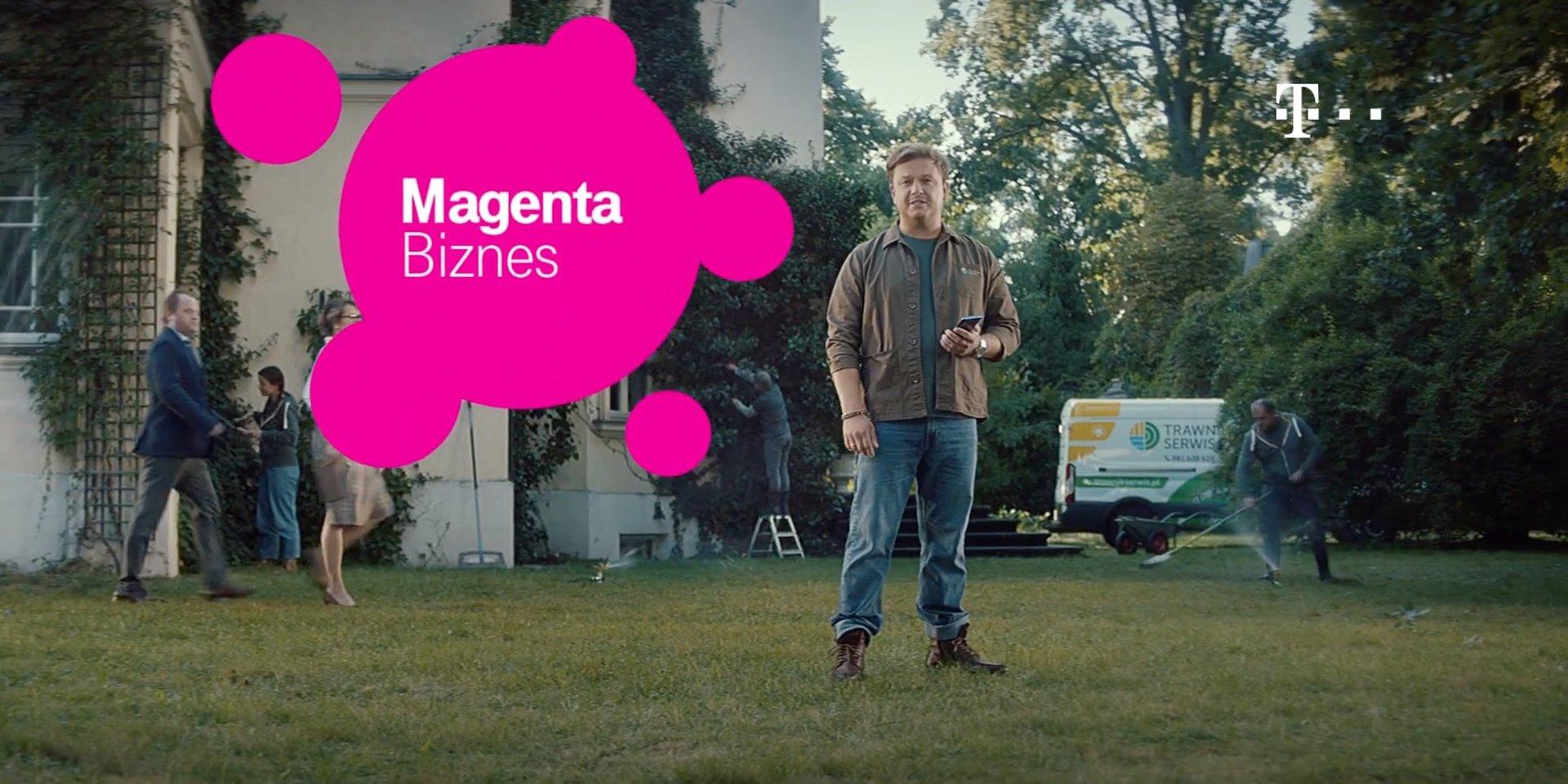 """Elastyczna oferta MagentaBIZNES – nowa odsłona kampanii """"Bez nonsensów"""" w T-Mobile dla firm"""
