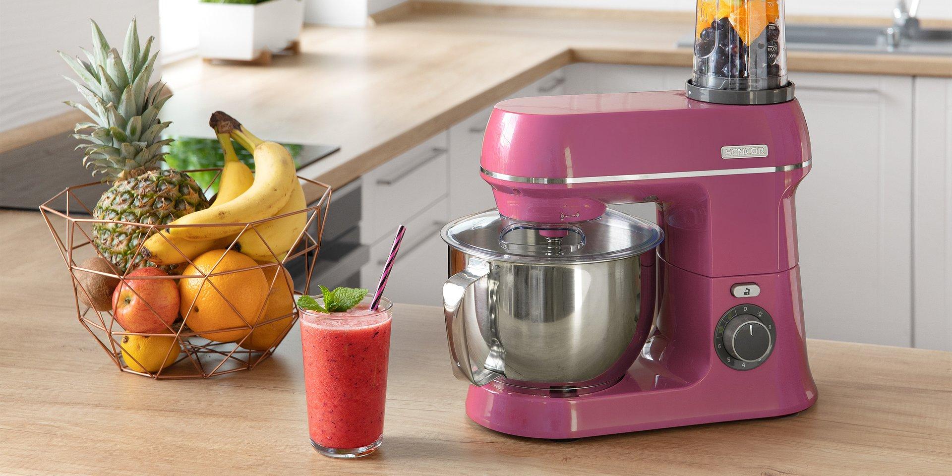 Kolorowe sprzęty AGD. Odkryj nowy trend w aranżacji kuchni.