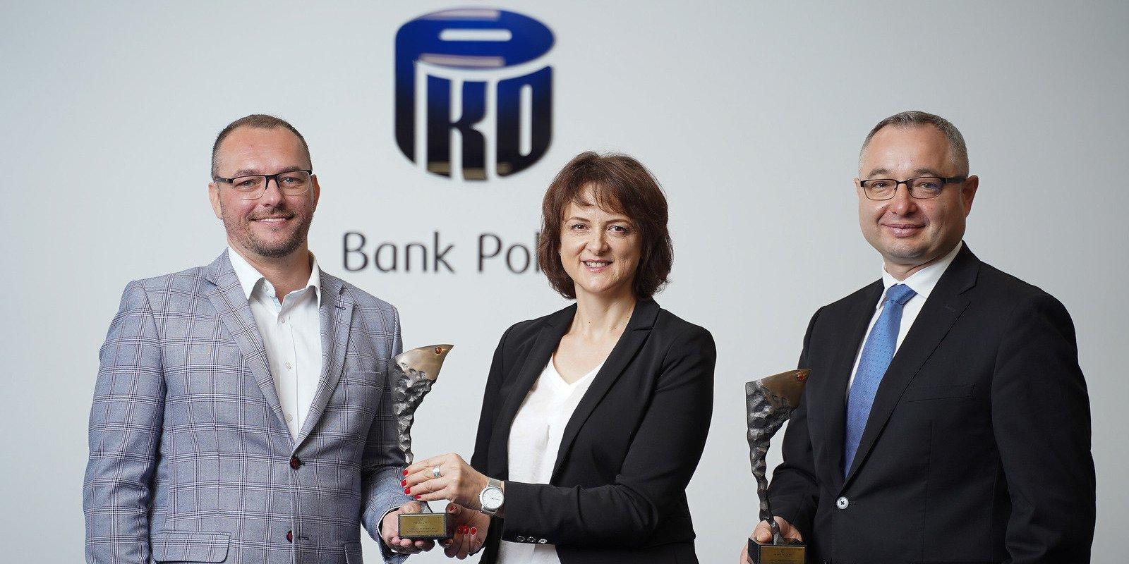 PKO Bank Polski nagrodzony w konkursie Invest Cuffs 2020