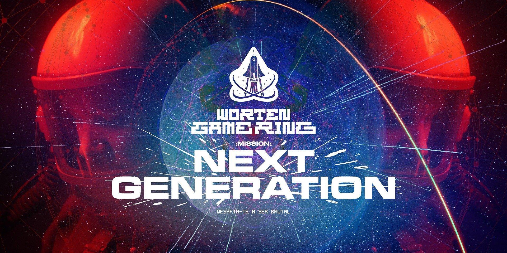 """WORTEN GAME RING APRESENTA """"MISSION: NEXT GENERATION"""" COM PRÉ-VENDAS E UMA VIAGEM DE OUTRO MUNDO"""