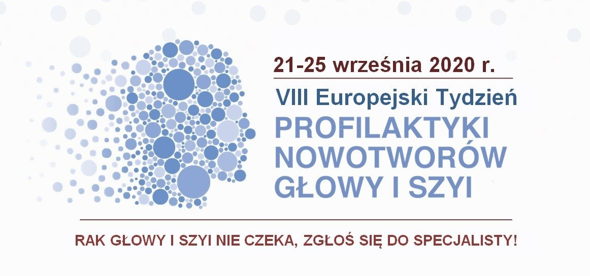 Avenida Poznań po raz kolejny partnerem Europejskiego Tygodnia Profilaktyki Nowotworów Głowy i Szyi