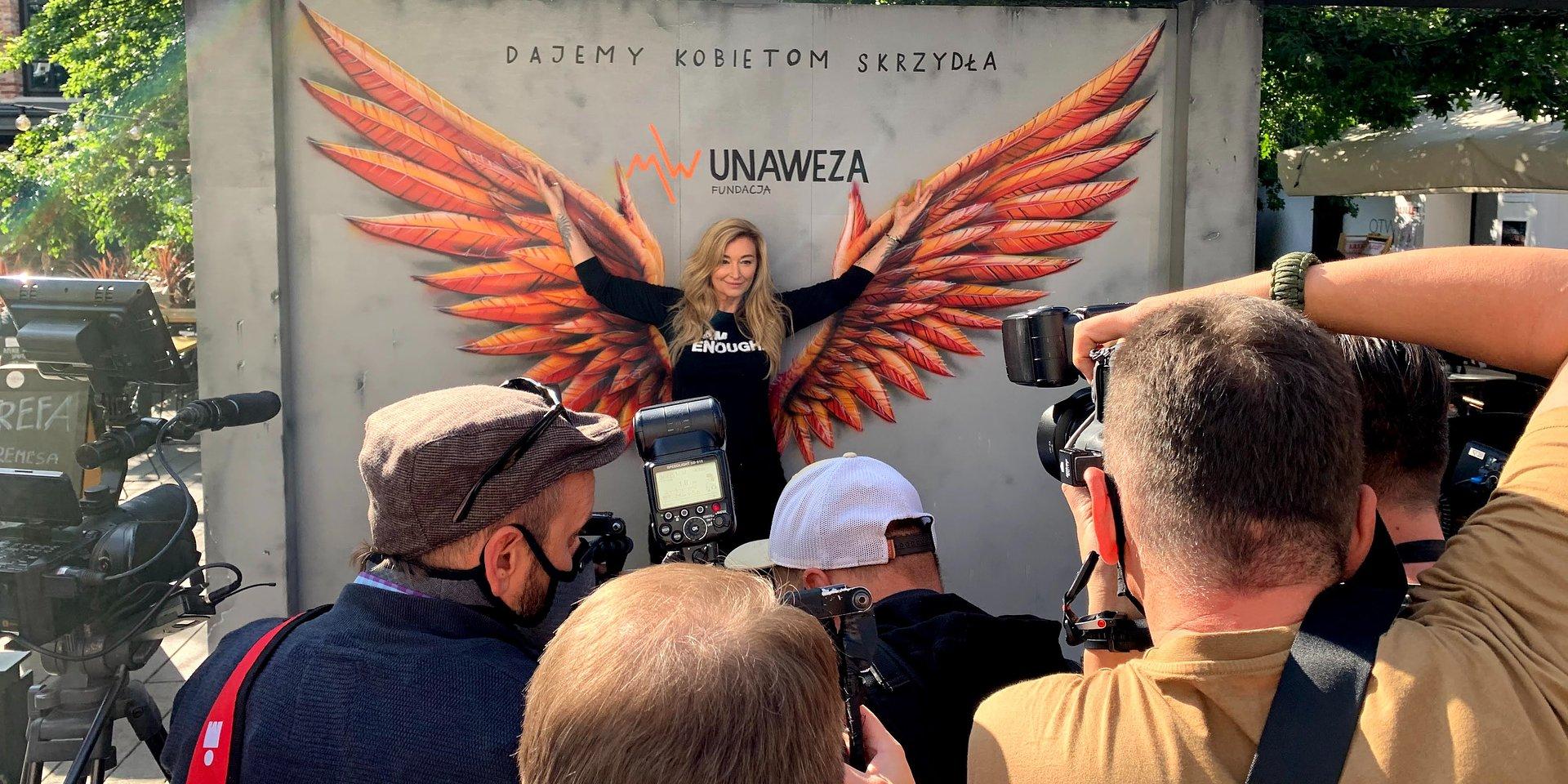 W Hali Koszyki dajemy kobietom skrzydła!