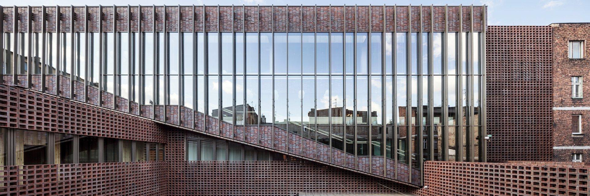 Spektakularny projekt budynku ze Śląska zachwycił Jury Wienerberger Brick Award 2020