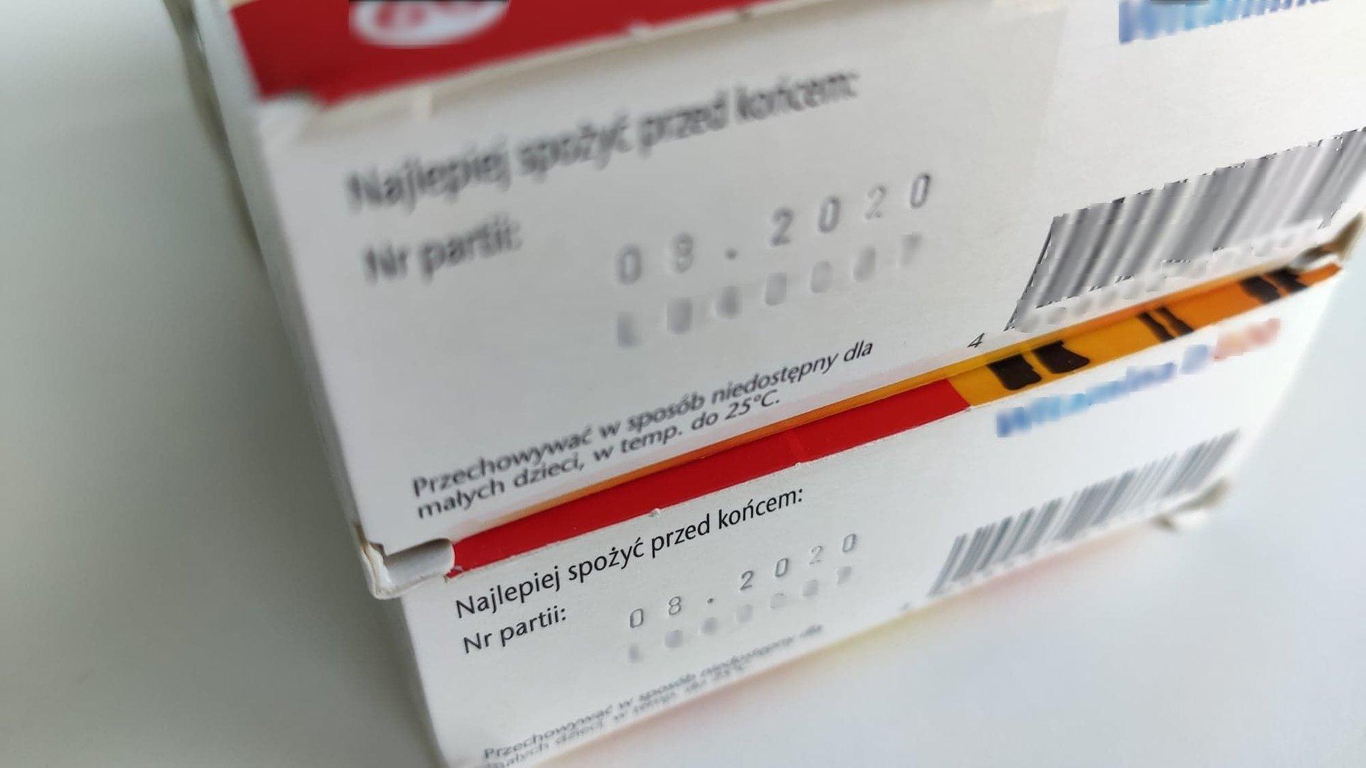 Utylizacja produktów leczniczych, którym upłynął termin ważności