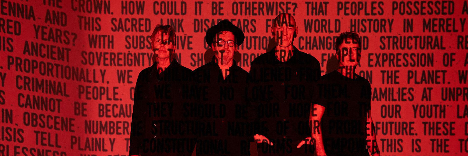 Midnight Oil zapowiadają nowy album!