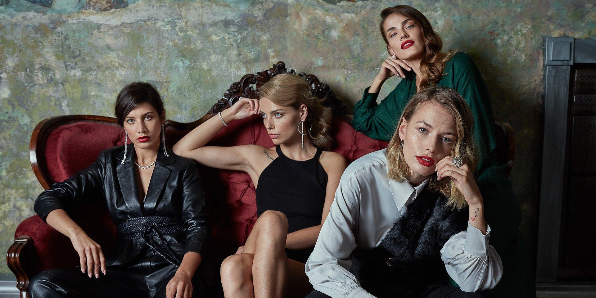 """""""Moda na KRÓLA"""" – specjalny dokument o modzie lat 30. i kolekcji inspirowanej nowym serialem CANAL+ """"KRÓL"""""""