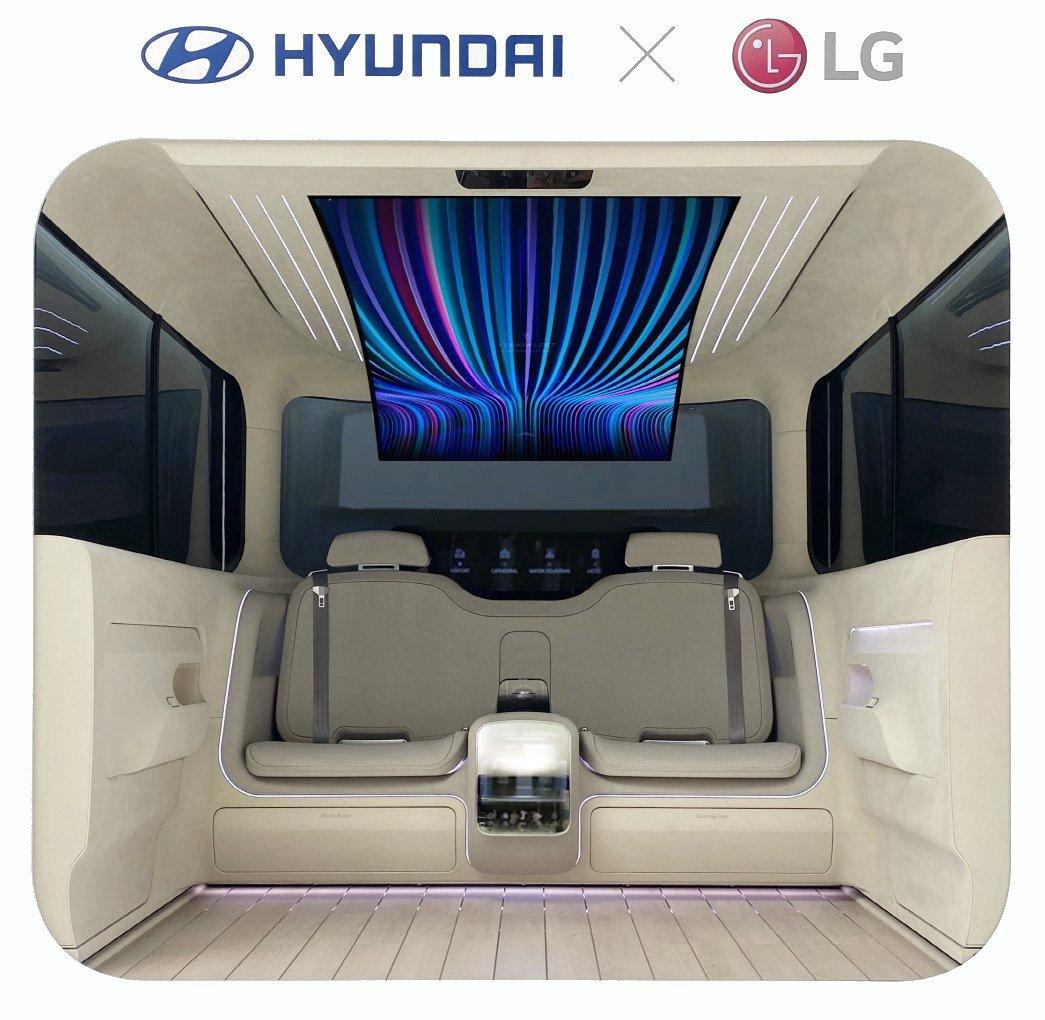 LG i Hyundai wspólnie tworzą innowacyjne rozwiązania w pojazdach elektrycznych