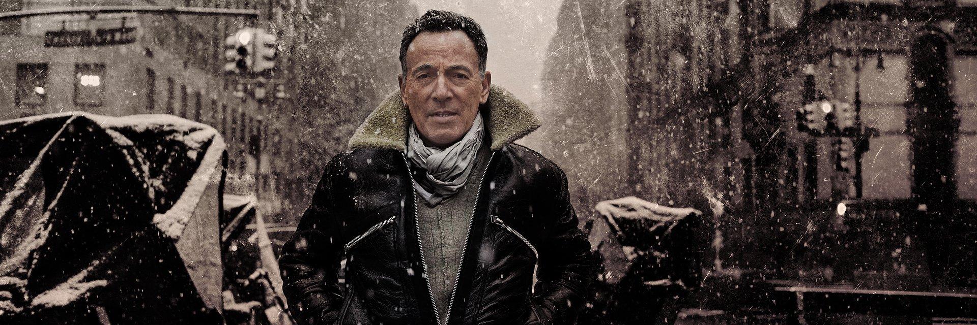Bruce Springsteen śpiewa o duchu muzyki