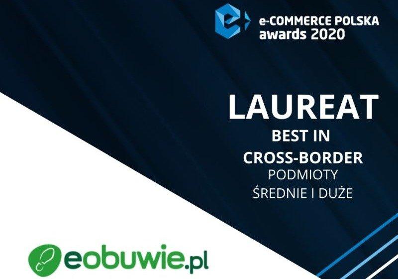 """Dwie nagrody """"e-commerce Polska"""" dla eobuwie.pl"""