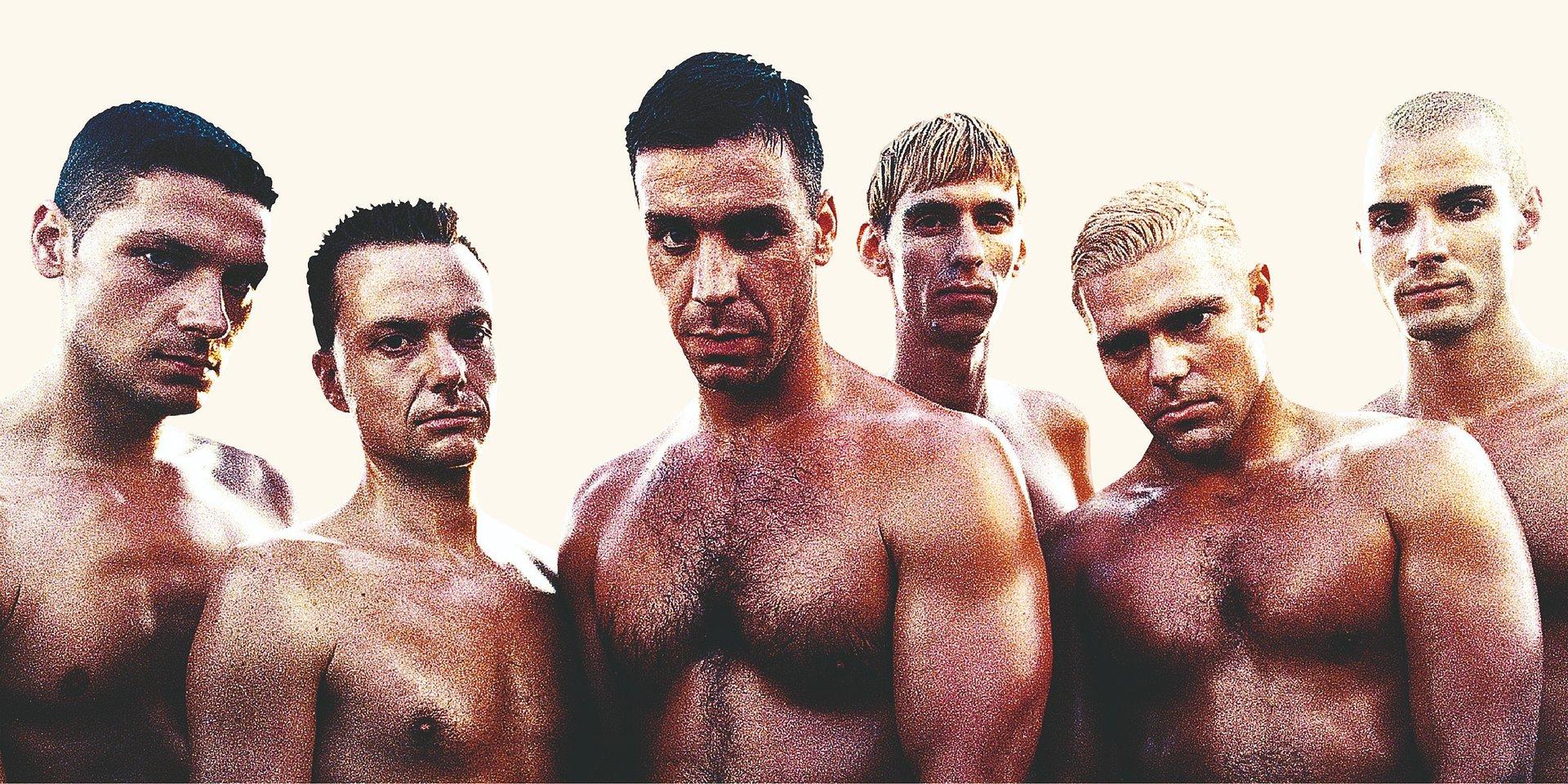 """Debiutancki album Rammstein """"Herzeleid"""" w nowej, limitowanej wersji!"""