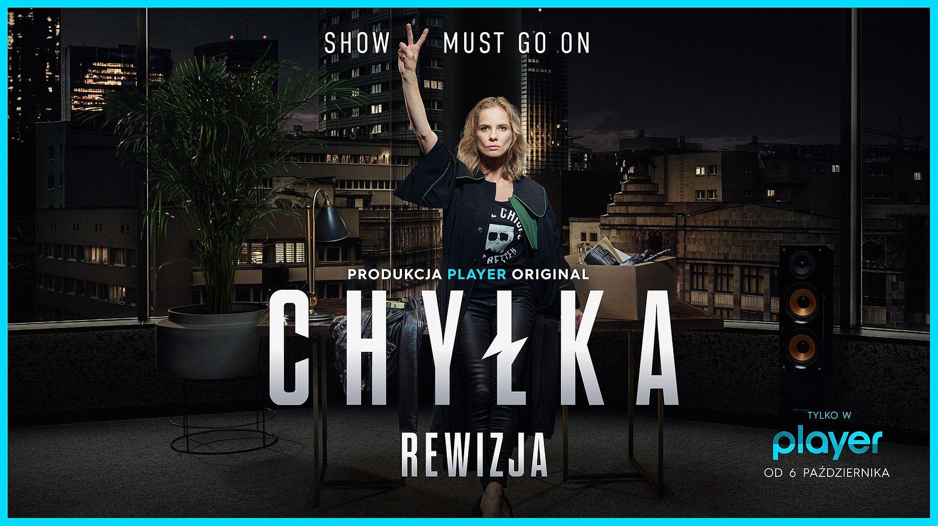 """""""Chyłka–Rewizja"""" od 6 października w Playerze!"""