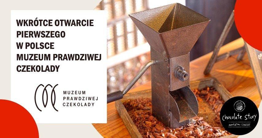 W Warszawie powstaje Muzeum Prawdziwej Czekolady. Każdy może współtworzyć to miejsce i wygrać nawet 1000 zł!