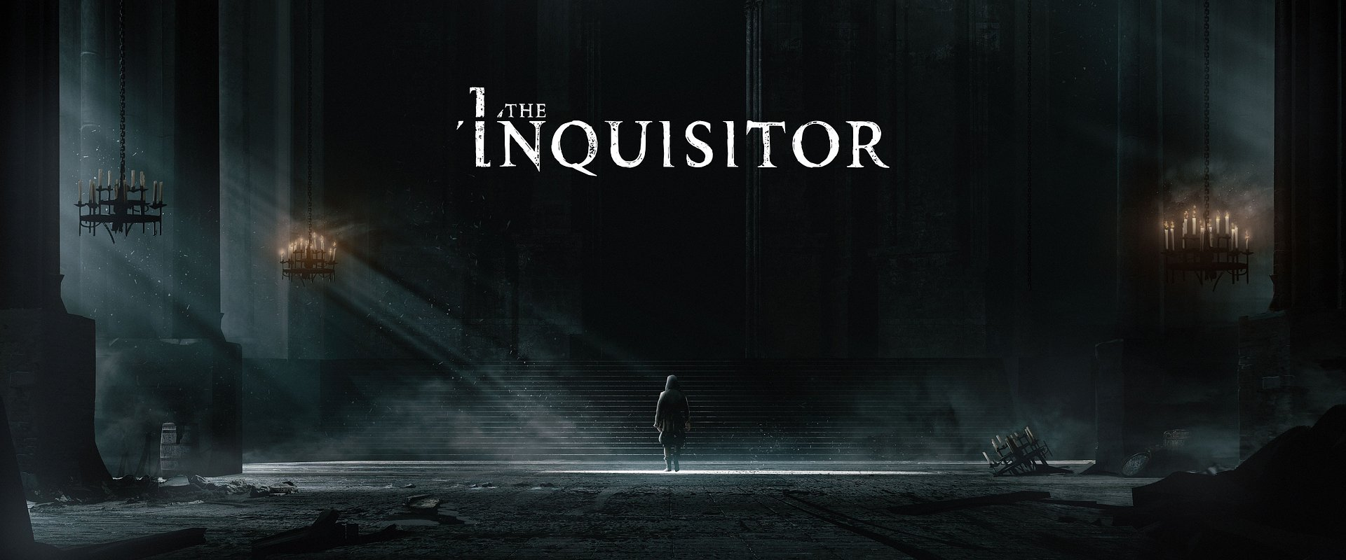 """I, the Inquisitor"" new fantasy title from The Dust polish game developer."