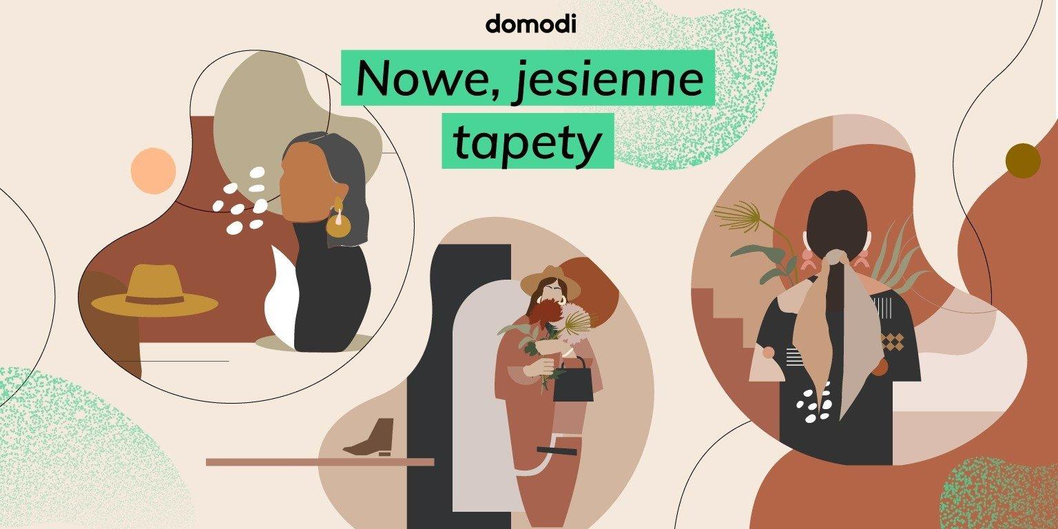 Nowe tapety Domodi.pl już dostępne!