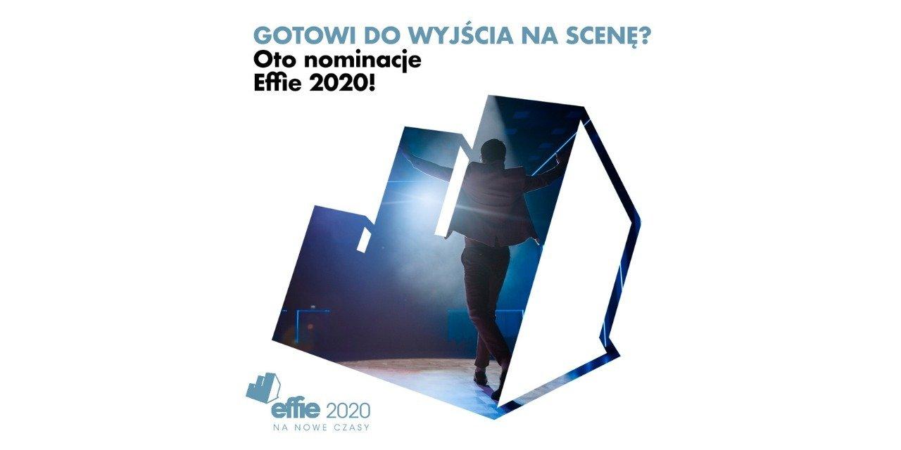 4 nominacje Effie Awards