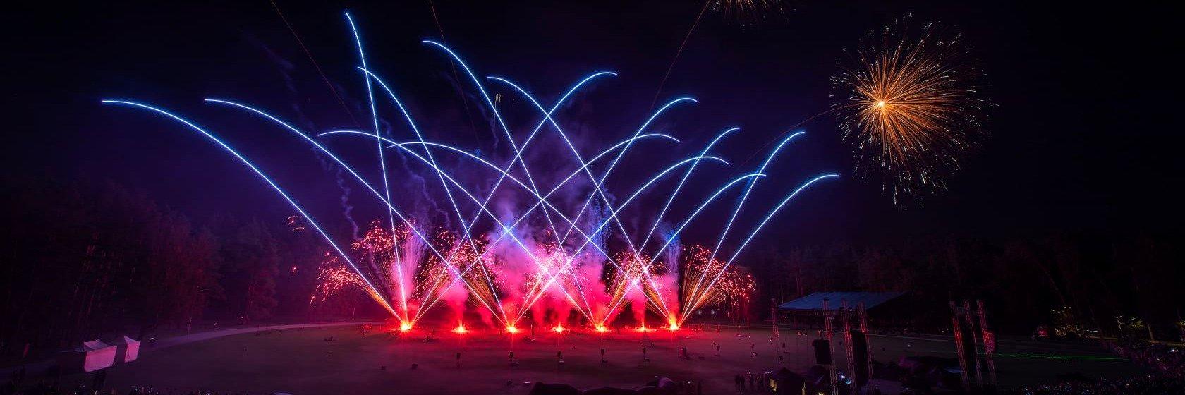 Polska ekipa pirotechniczna wygrała na międzynarodowym festiwalu