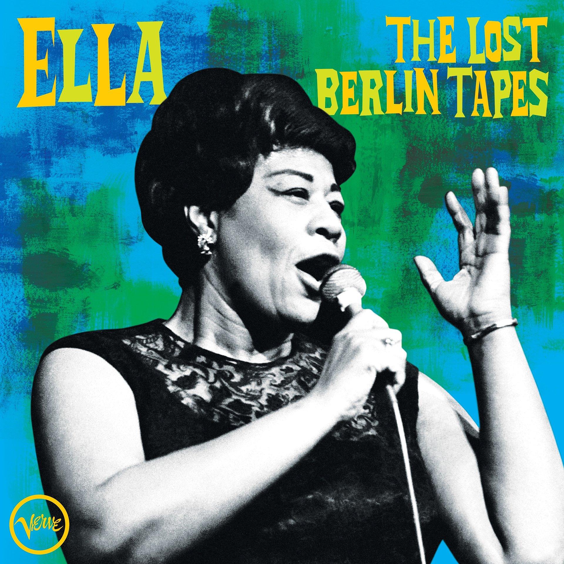 Koncert Elli Fitzgerald z Berlina z 1962 wydany po raz pierwszy