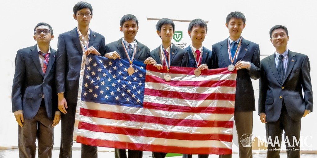 U.S. Team Earns Third Place at the Romanian Master of Mathematics