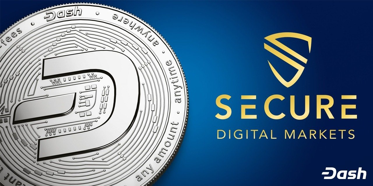Institutional Liquidity Provider Secure Digital Markets (SDM) to Provide Liquidity to Dash Network through its' Over-the-Counter Trading Desk