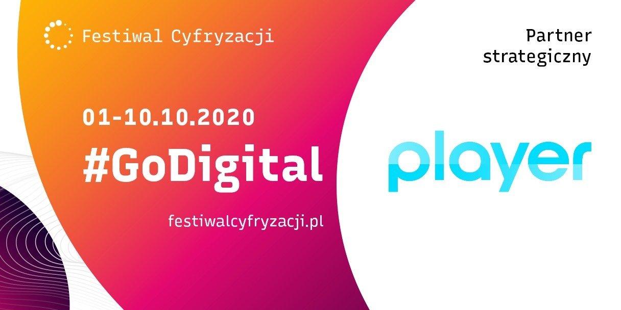 TVN Grupa Discovery zaprasza na Festiwal Cyfryzacji! Start już 1 października!