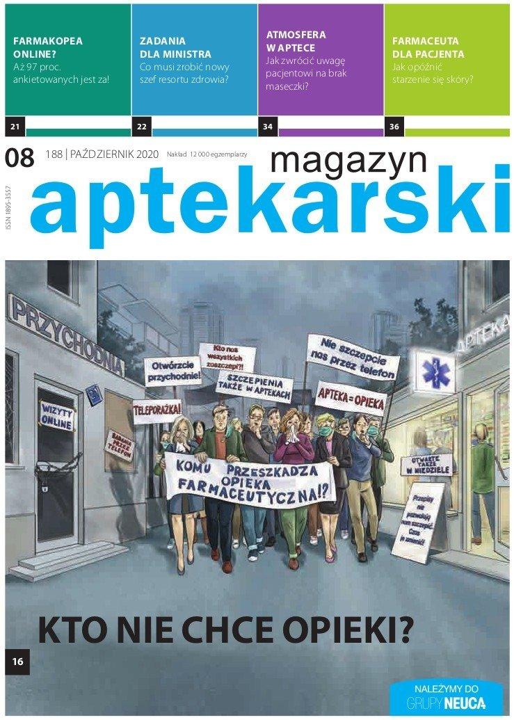 """""""Magazyn Aptekarski"""", październik 2020"""