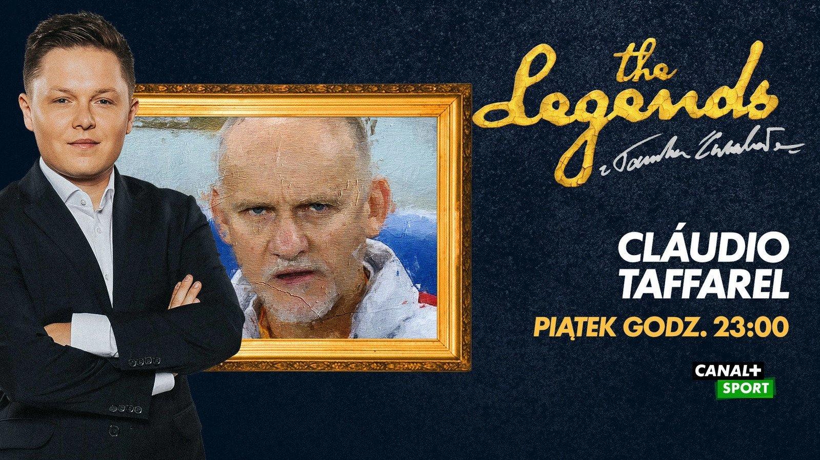 The Legends: nowy cykl Tomasza Ćwiąkały w CANAL+