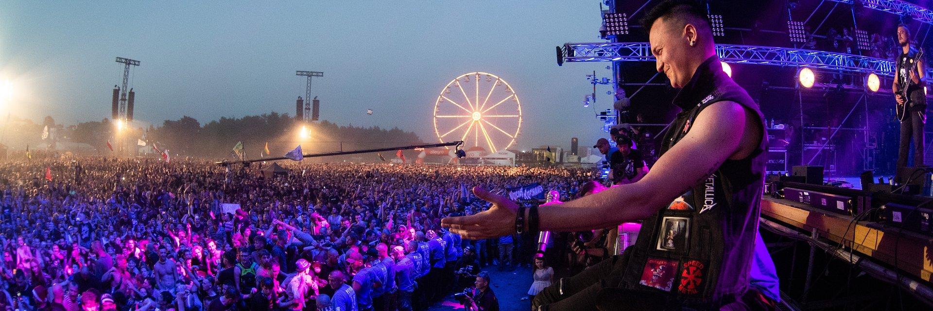 Festiwalowi reprezentanci na Rockowej Scenie Antyradia