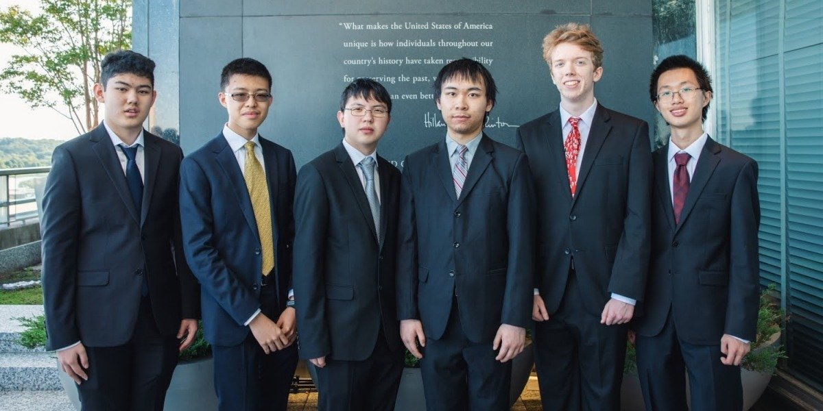 U.S. Places First at International Mathematics Competition in U.K.
