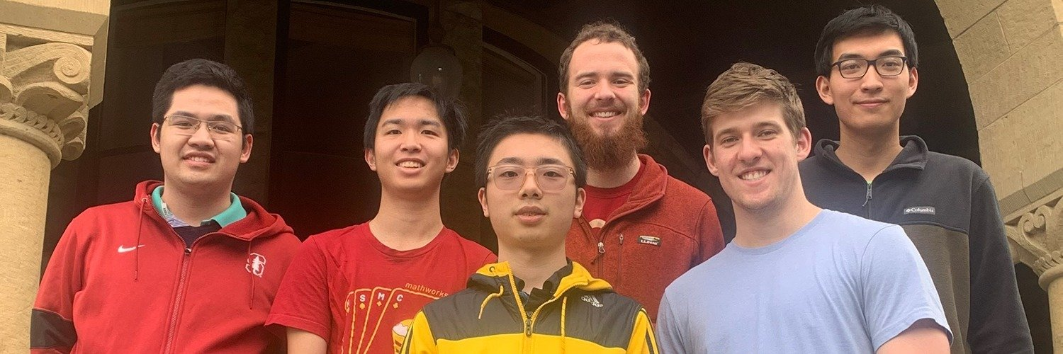 Stanford Students Place Third in Putnam Math Competition