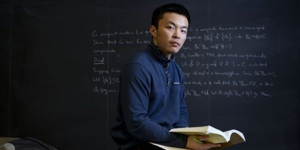 Colby Junior Ranks in Top 10 Percent Following Math Competition
