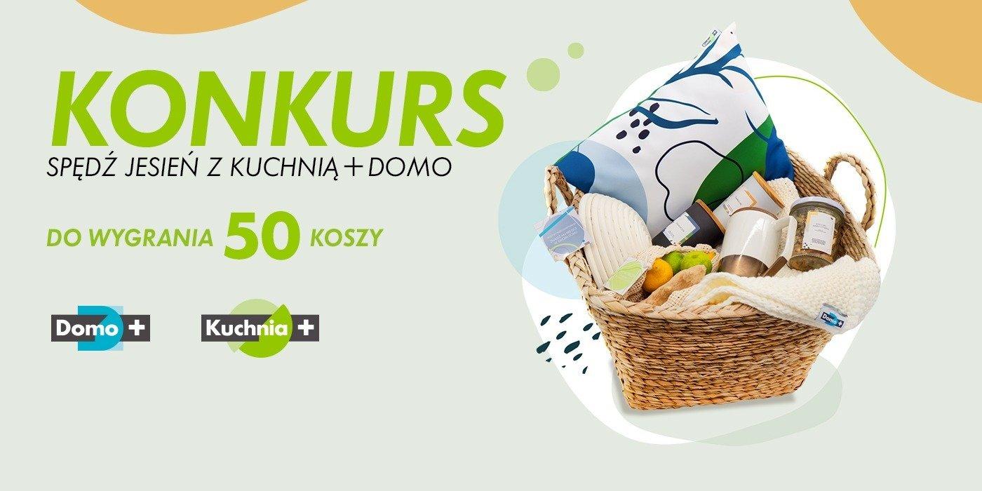 Spędź jesień z Kuchnią+Domo!