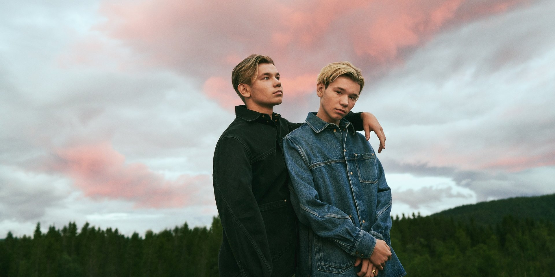 "Marcus & Martinus z singlem ""Love You Less"""
