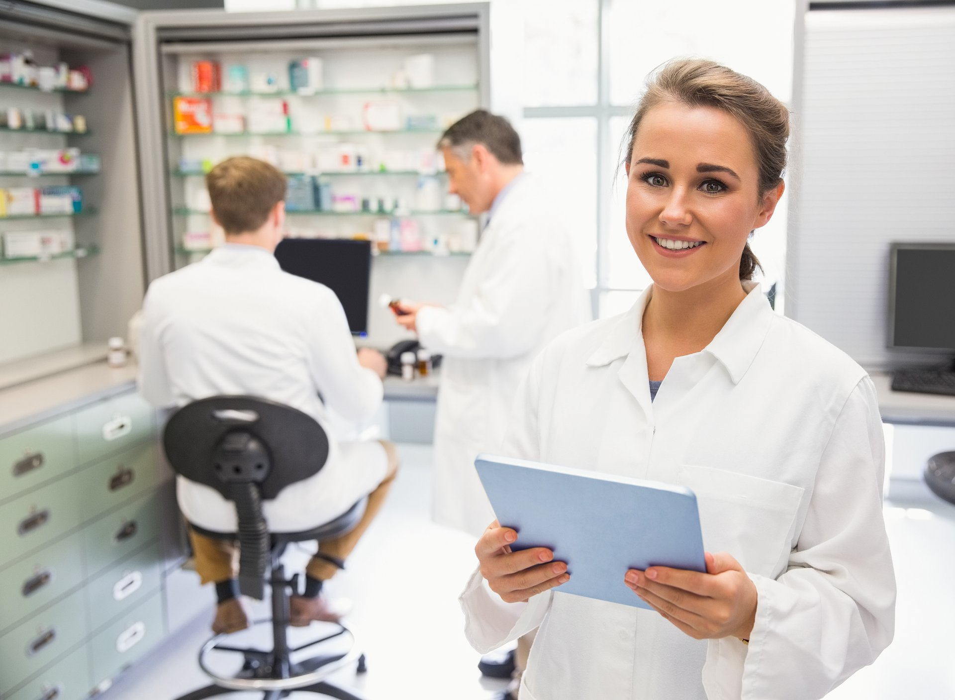 Przepisy dla farmaceutów w aptekach szpitalnych