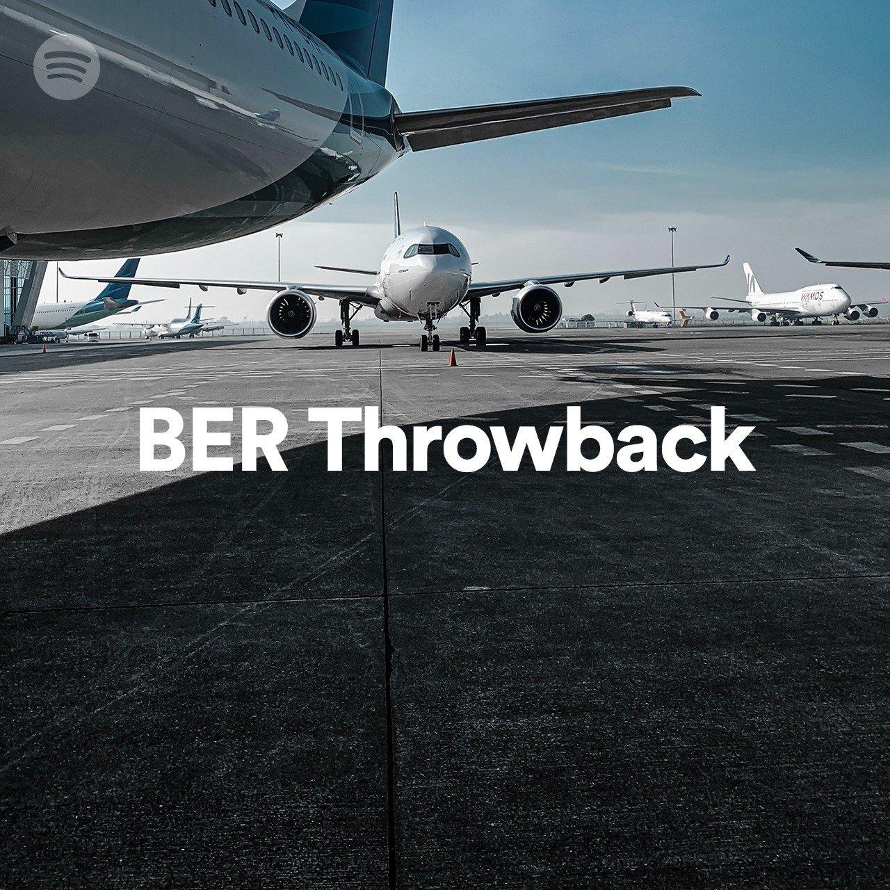 14 Jahre, 36 Songs, 1 Flughafen: Die Spotify Playlist zur BER-Eröffnung