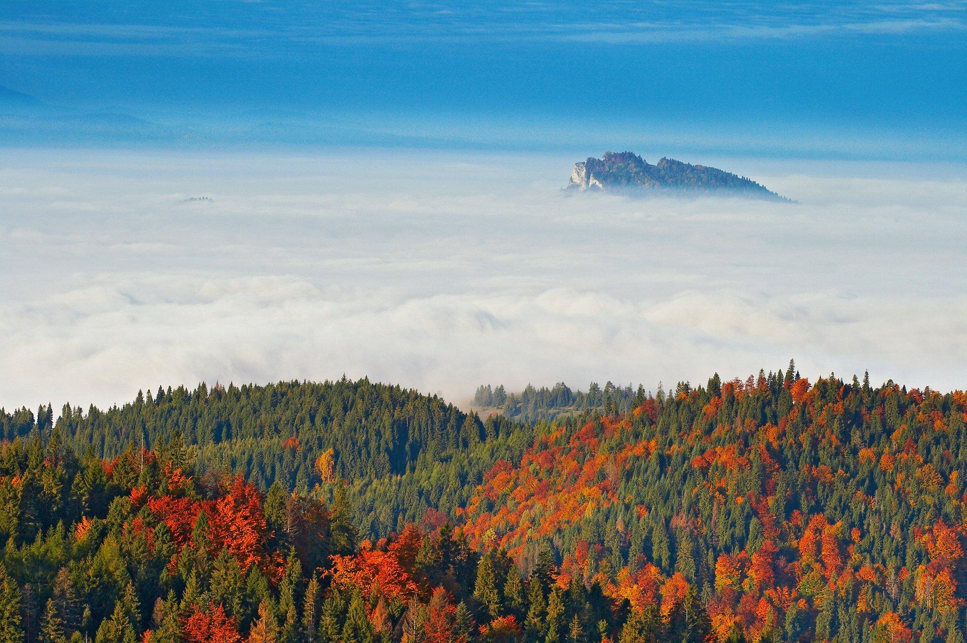 Małopolska – jesienią najpiękniejsza