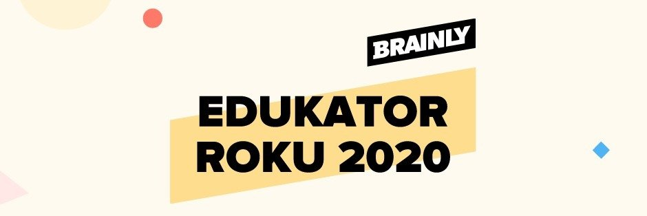 Edukator Roku 2020: Uczniowie wybiorą Top Nauczycieli w Polsce