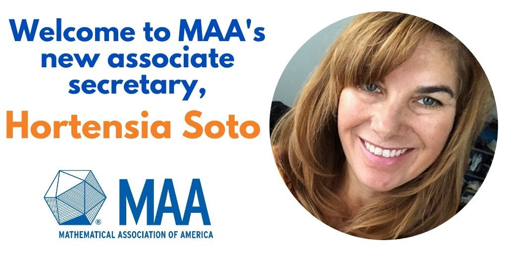 MAA Thanks Outgoing Associate Secretary, Welcomes New Officer to Role