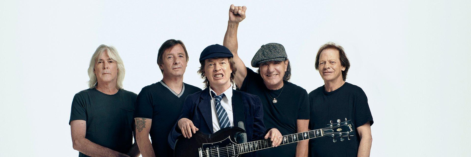 AC/DC naładują nas energią!