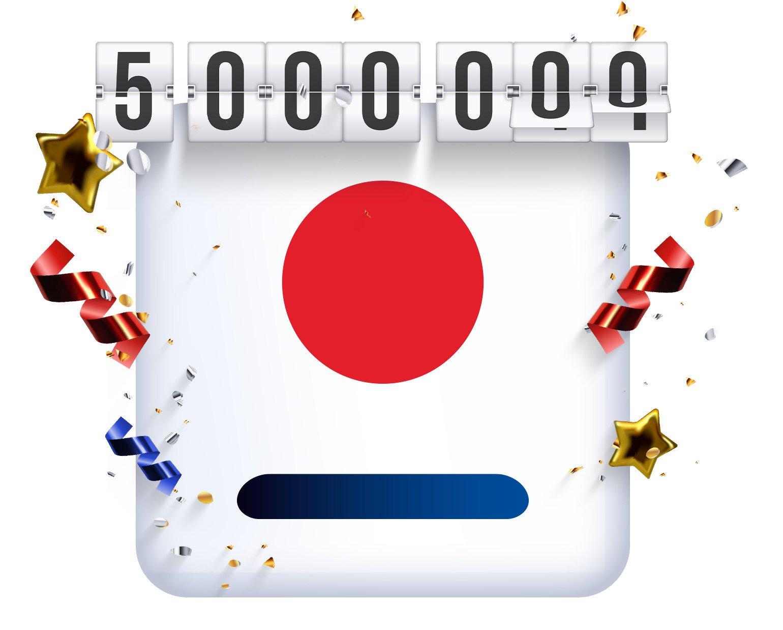 #5millionIKO in PKO Bank Polski!