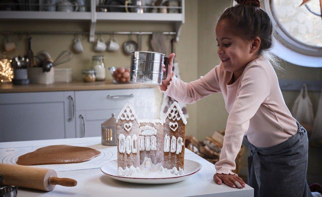 Magiczne, świąteczne chwile z IKEA!